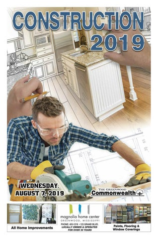 Construction Edition 2019 by Greenwood Commonwealth - issuu
