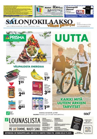 d5c17799e29 Salonjokilaakso vko 32 2019 by Salonjokilaakso lehti - issuu