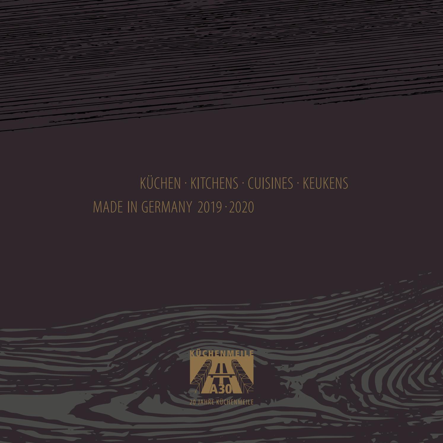 Kuchenmeile 2019 2020 By Fachschriften Verlag Issuu
