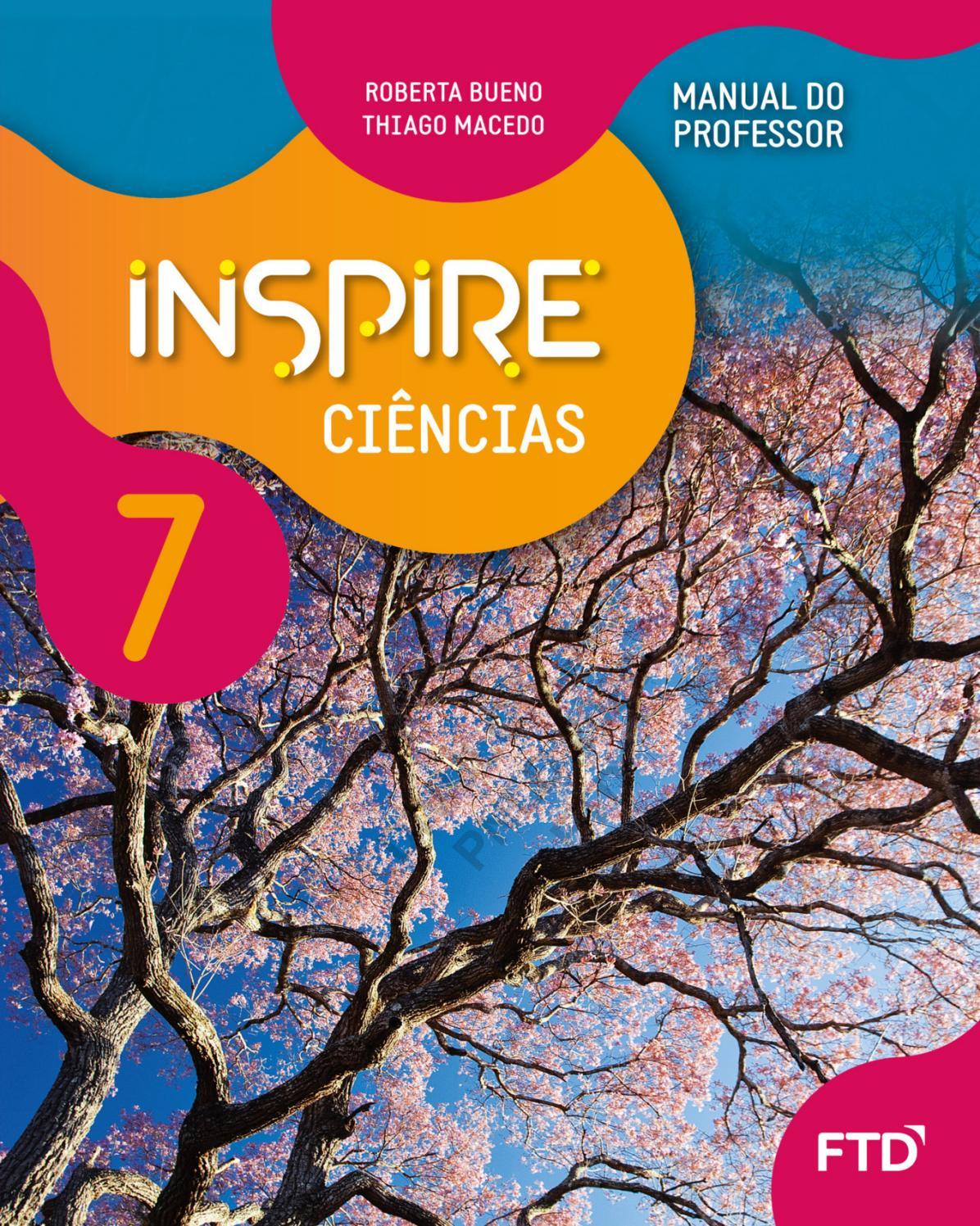 Ciencias Inspire 7 By Editora Ftd Issuu