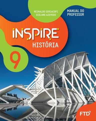 Historia Inspire 9 By Editora Ftd Issuu