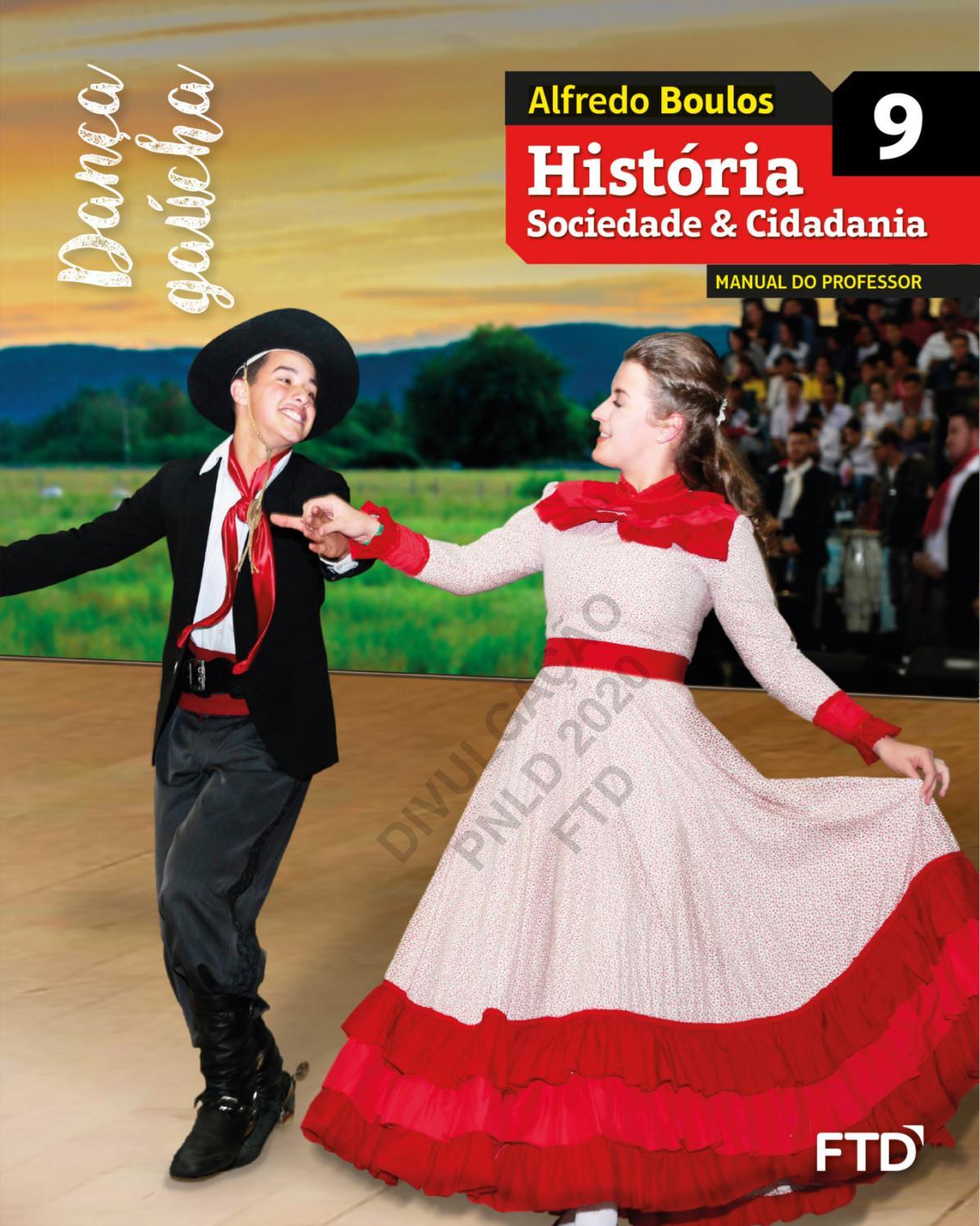 Historia Sociedade 9 By Editora Ftd Issuu