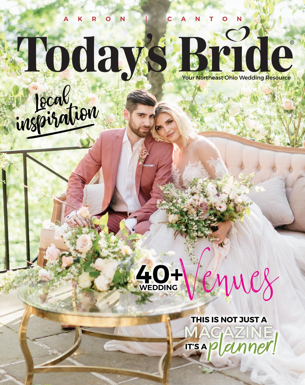 Today S Bride 2018 2019 Akron Canton By Today S Bride Magazine
