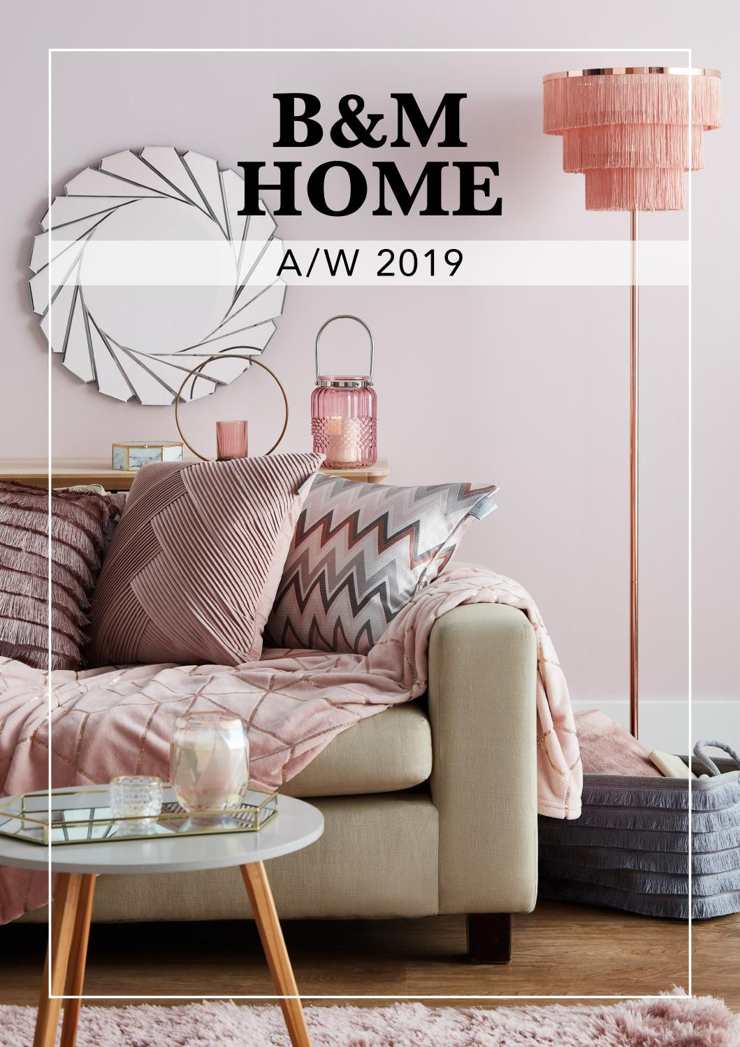Picture of: B M Aw19 Home Look Book By B M Press Office Issuu