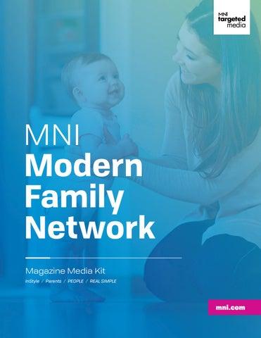. MNI Modern Family Network  Magazine Media Kit by MNI Targeted Media