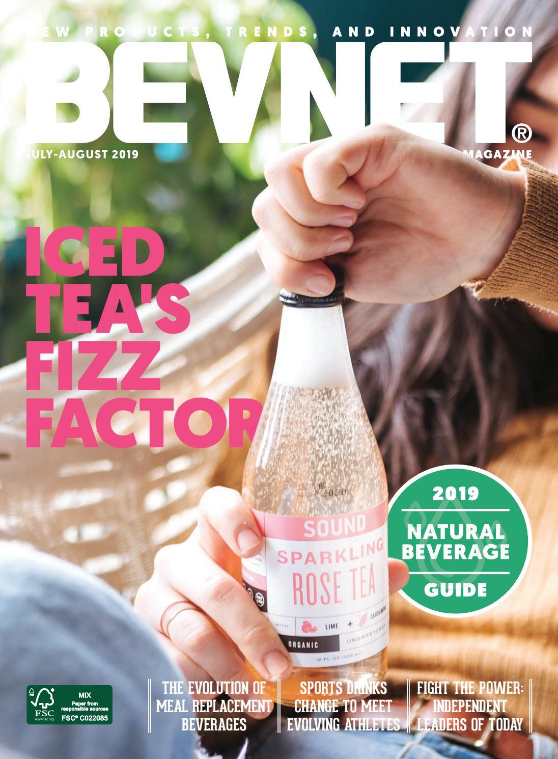 BevNET Magazine July/August 2019 by BevNET com - issuu