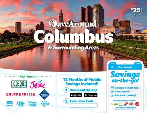 Columbus OH by SaveAround - issuu
