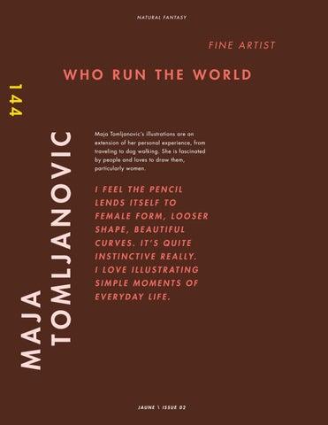 Page 144 of Maja Tomljanovic