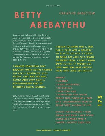 Page 175 of Betty Abebayehu