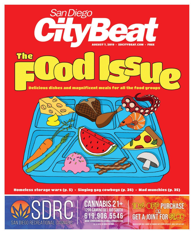 San Diego CityBeat • Aug 7, 2019 by San Diego CityBeat - issuu