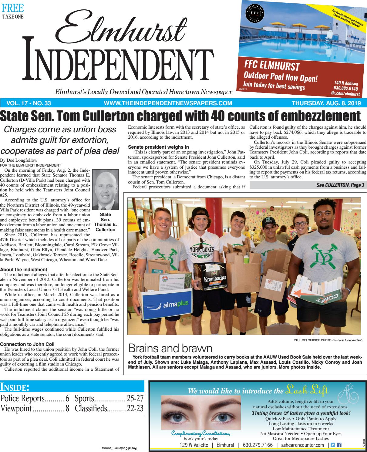 EI8819 by Southern Lakes Newspapers / Rock Valley Publishing