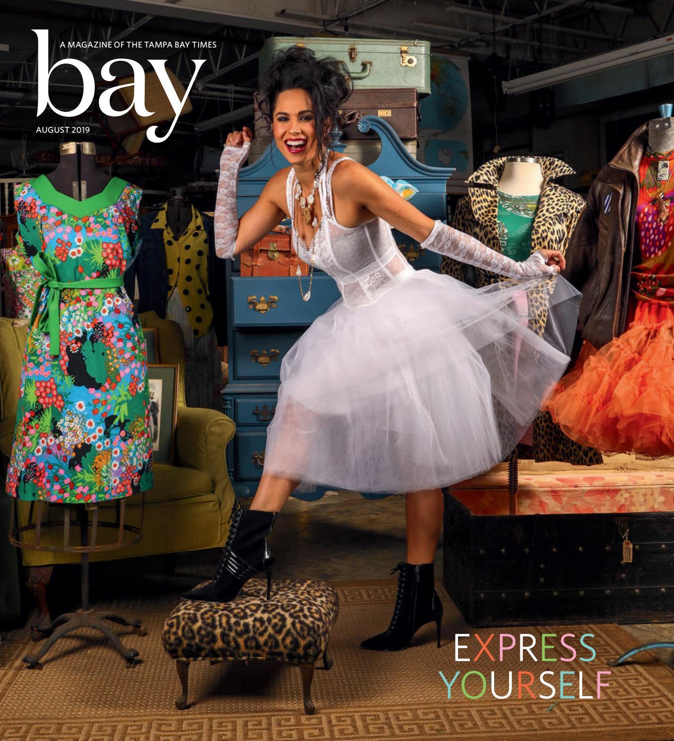 Amy Christine Dumas Nude tampa bay times - bay magazine - august 2019times