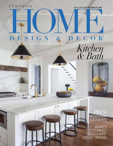 Enjoyable Hdd Charlotte Aug Sept 2019 By Home Design Decor Magazine Alphanode Cool Chair Designs And Ideas Alphanodeonline