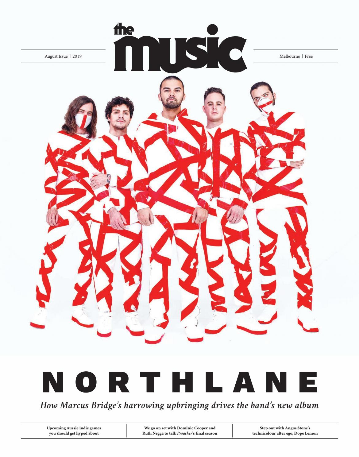 The Music (Melbourne) August 2019 Issue by TheMusic com au