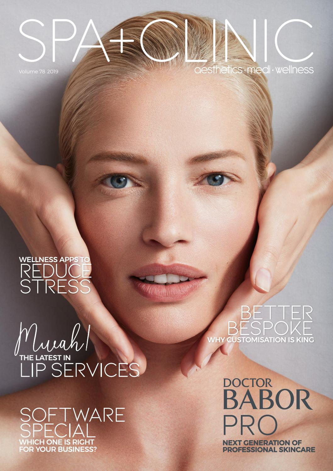 SPA & CLINIC Volume 78 July 2019 by The Intermedia Group - issuu