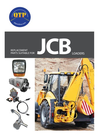 19 JCB by Quality Tractor Parts - issuu