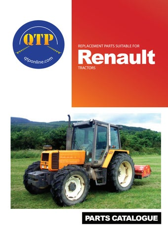 10 Renault by Quality Tractor Parts - issuu