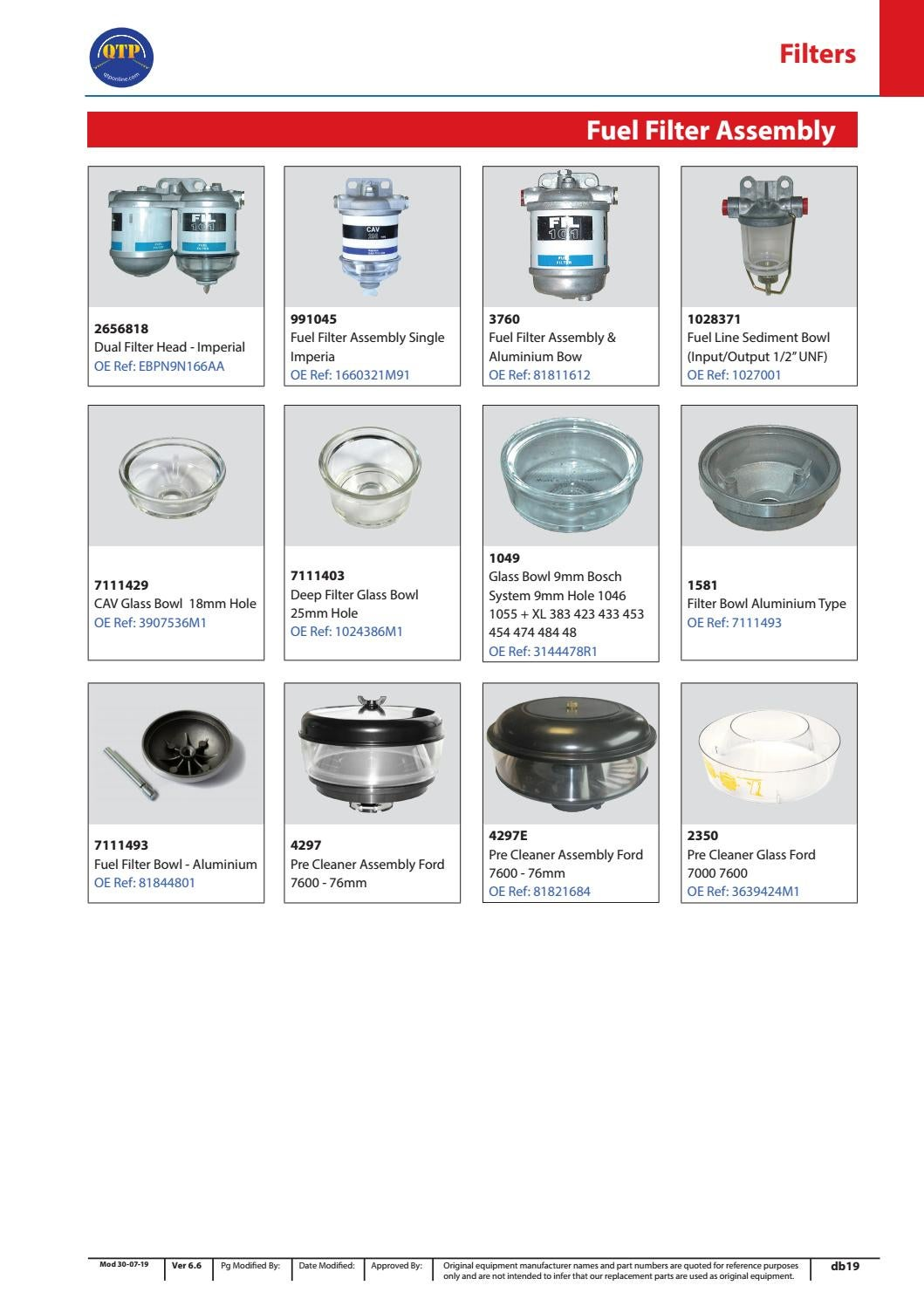 8 david brown by Quality Tractor Parts - issuu on