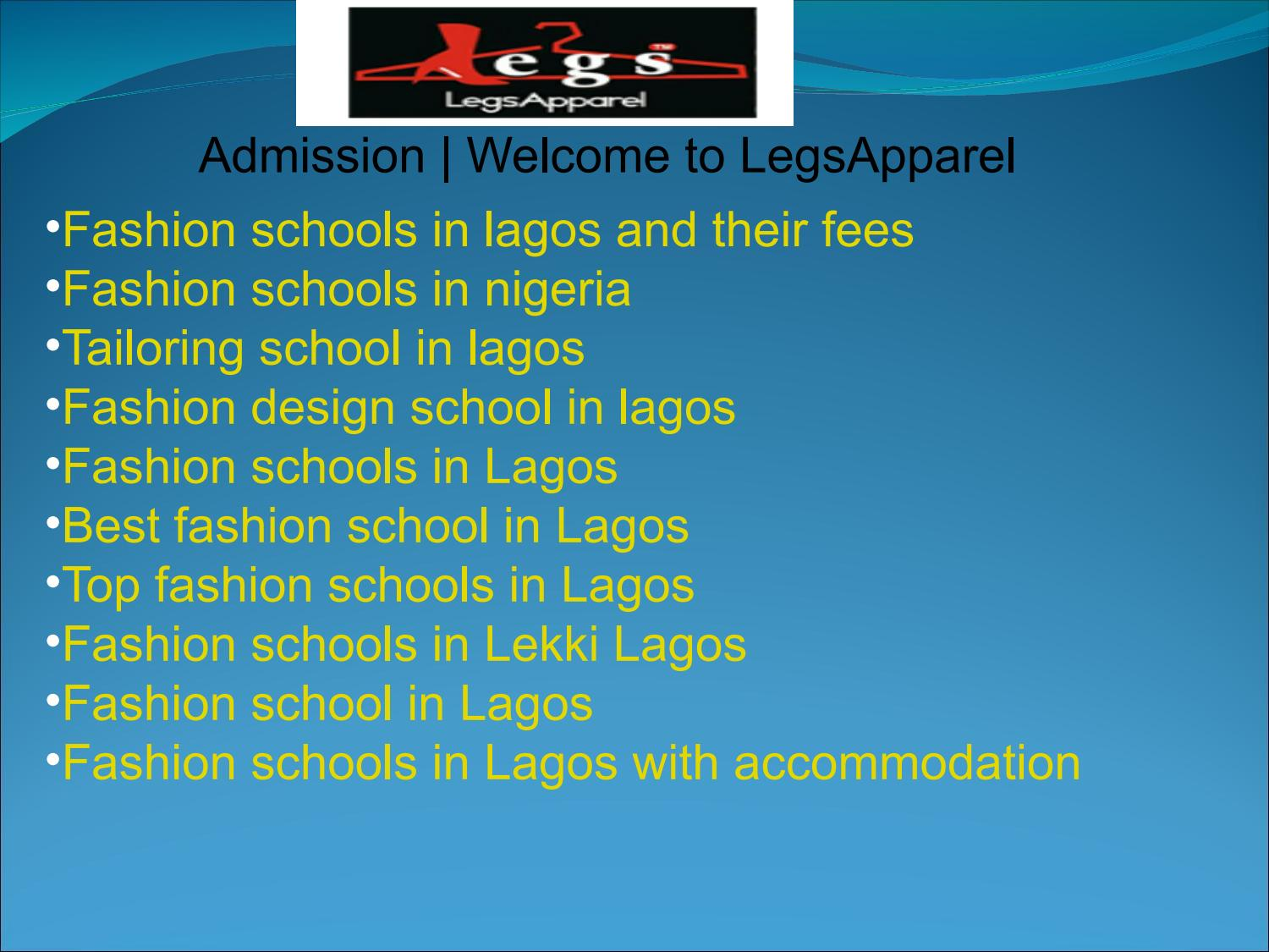 Fashion Design School In Lagos By Sherry Helnson Issuu