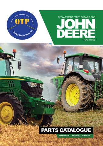 7 john deere by Quality Tractor Parts - issuu
