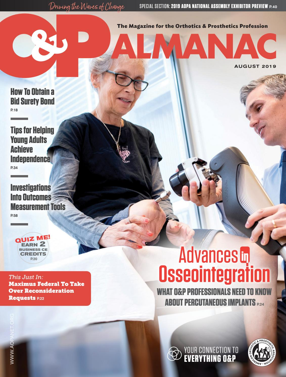 August 2019 O&P Almanac by AOPA - issuu