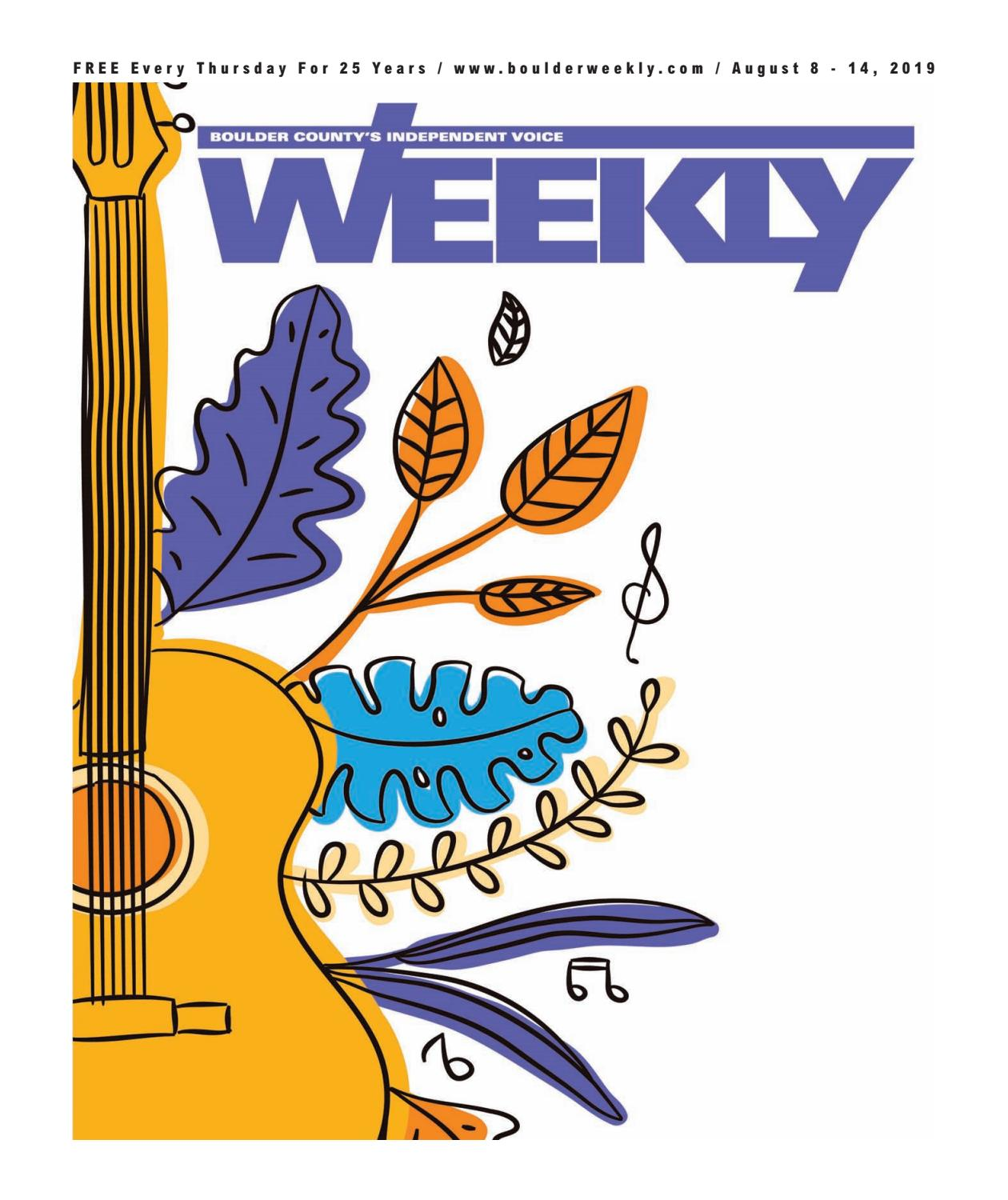 Boulder Weekly 8 8 19 by Boulder Weekly - issuu