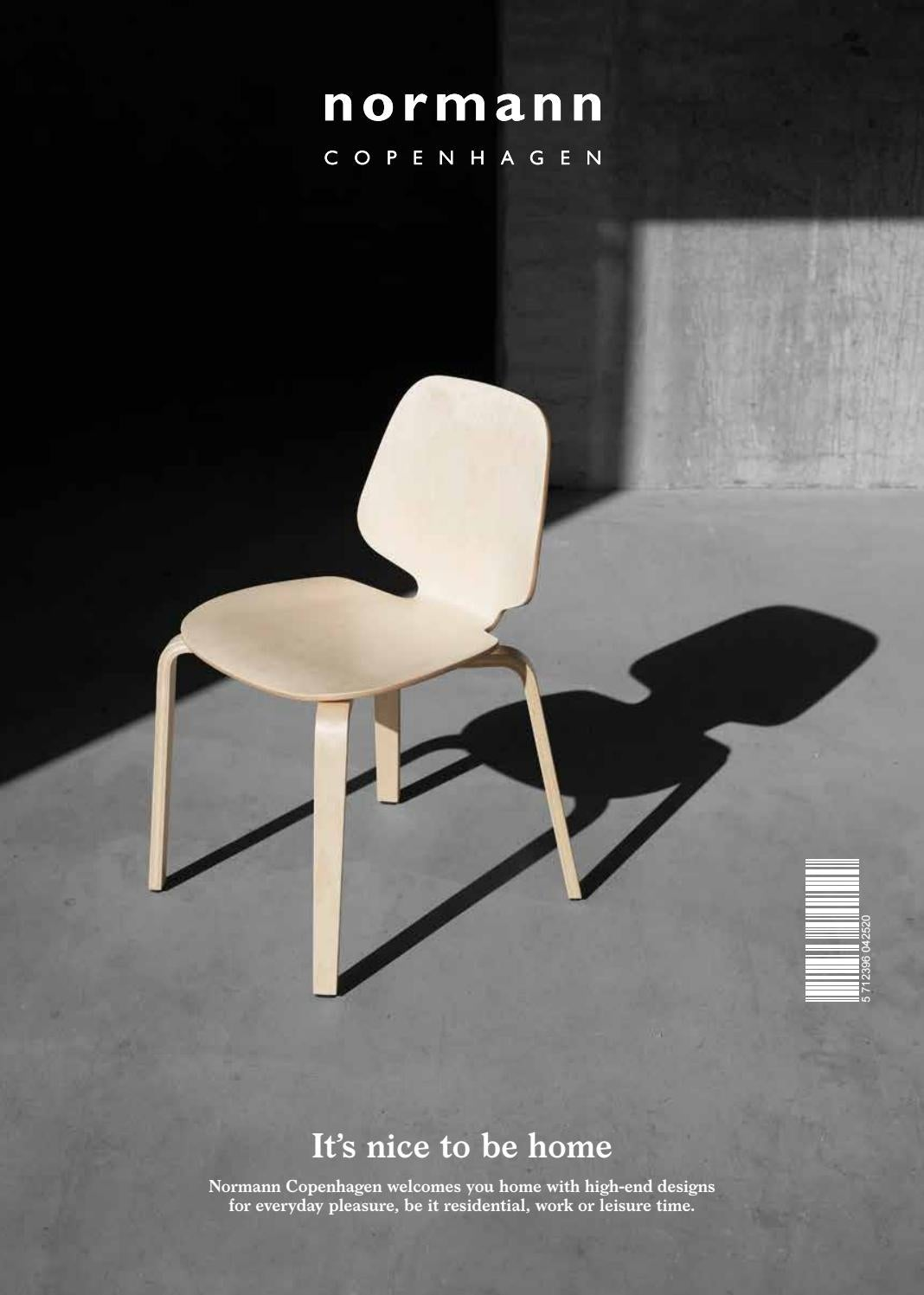 Normann Copenhagen Furniture Catalogue 8 by InnoConcept Design