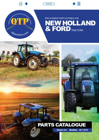 4 Ford Newholland By Quality Tractor Parts Issuu