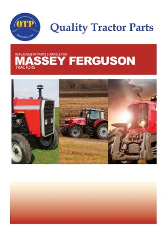 2 massey by Quality Tractor Parts - issuu