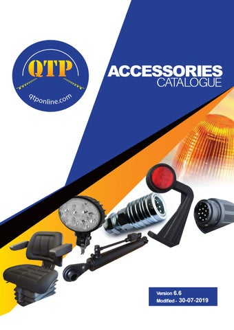 1 accessories by Quality Tractor Parts - issuu