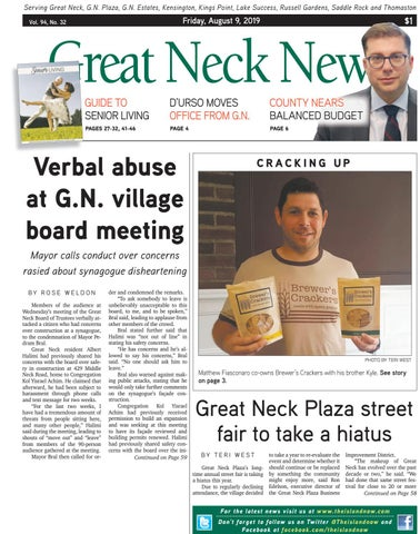 Great Neck 2019_08_09 by The Island Now - issuu