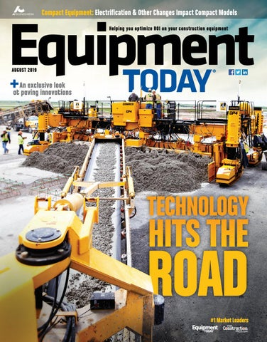 Equipment Today August 2019 by ForConstructionPros com - issuu