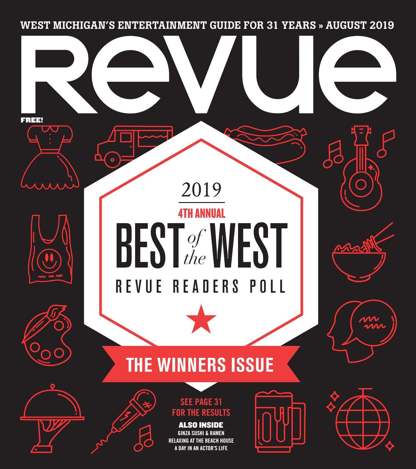 Revue Magazine, August 2019 by Revue Magazine - issuu