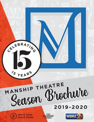 American Home Shield Brochure 2020.Manship Theatre 2019 2020 Season Brochure By Manshiptheatre
