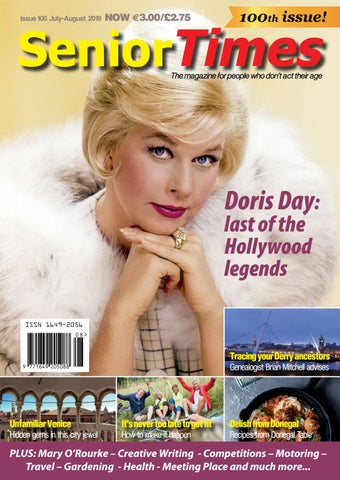 Senior Times Magazine July - August 2019 (Ireland) by Senior