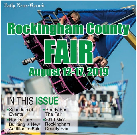 Rockingham County Fair - August, 2019 by Daily News-Record