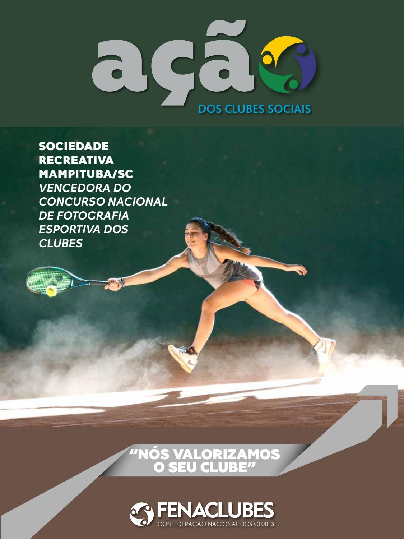 Revista Ação Dos Clubes Sociais Edição Nº 06 Agosto 2019