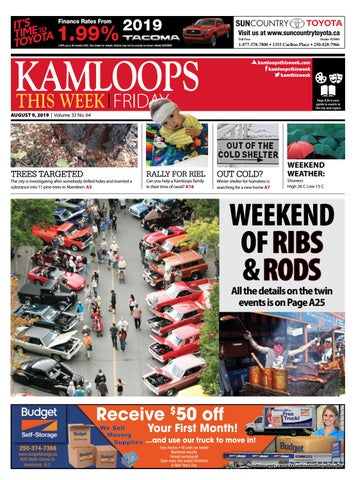 Kamloops This Week Aug 9, 2019 by KamloopsThisWeek - issuu