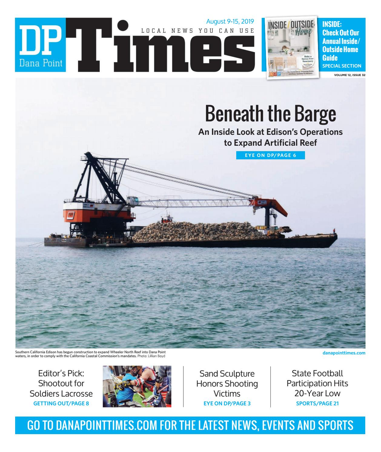 August 9, 2019 by Dana Point Times - issuu