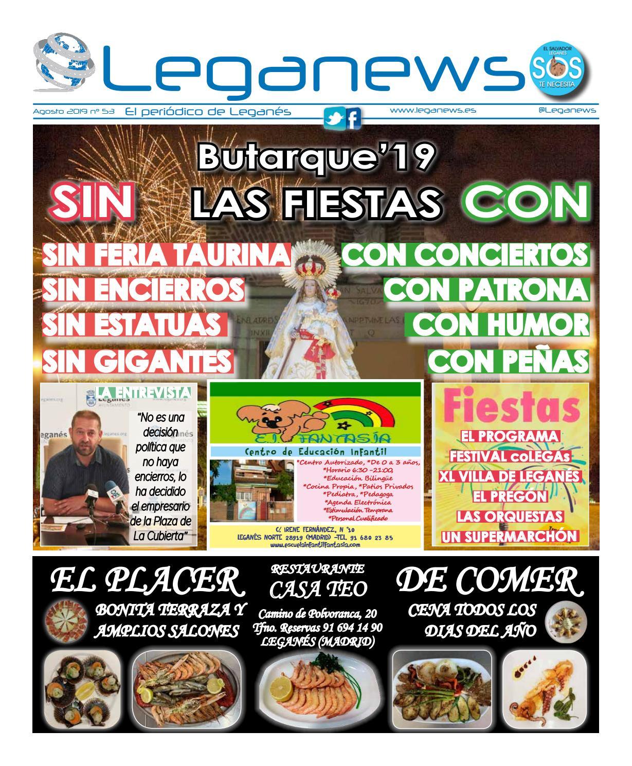 Leganews Nº 53 By Leganews Issuu