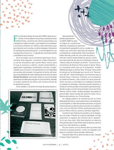 Page 17 of Nana Gutiérrez
