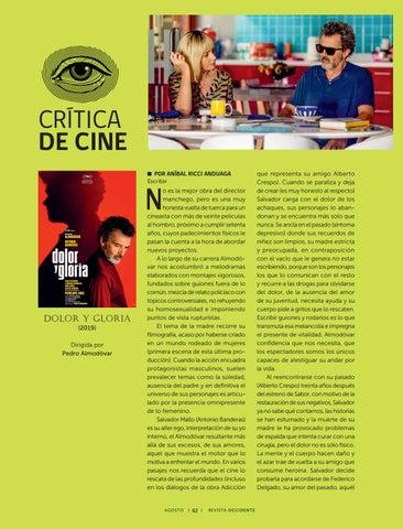 """Page 68 of Crítica de cine: """"Dolor y Gloria"""""""