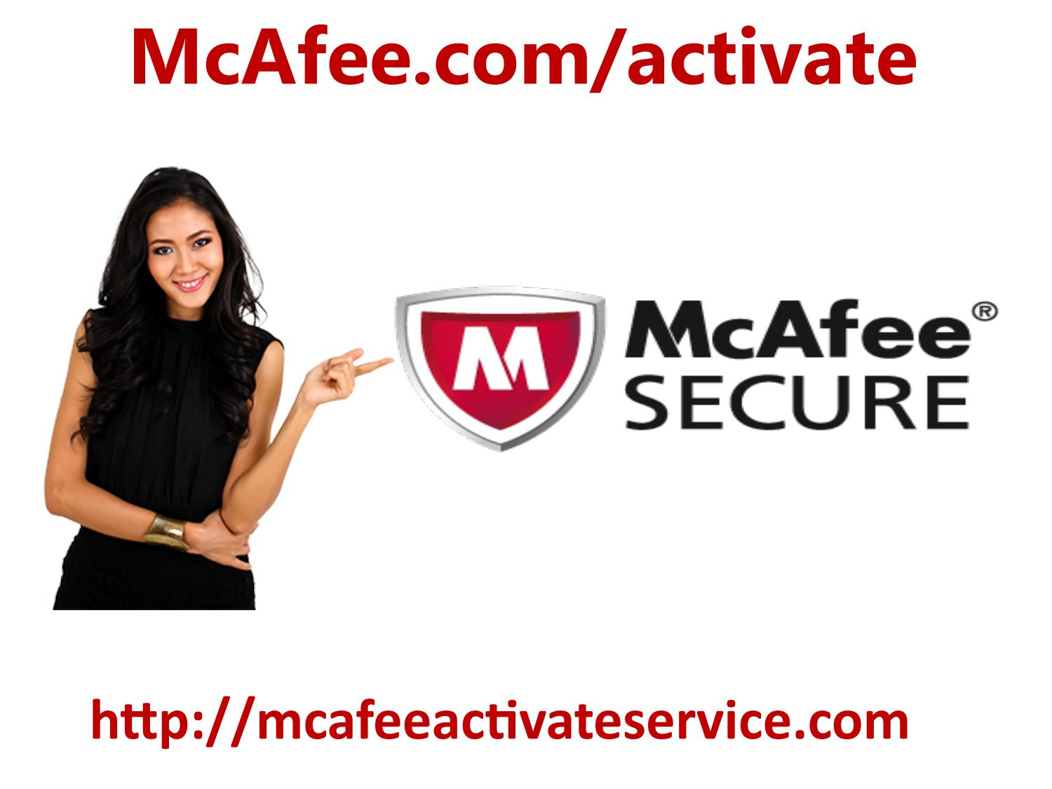 Install McAfee products with our McAfee Installation