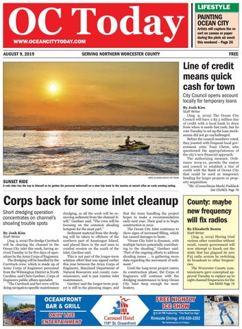 8/9/19 Ocean City Today by ocean city today - issuu