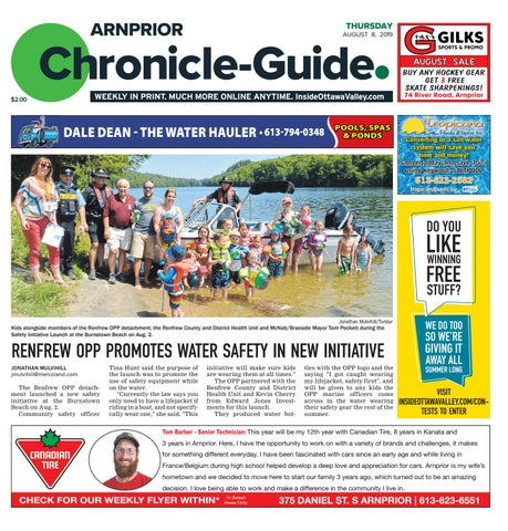 photo relating to Free Printable Birthday Chronicle named Metroland East - Arnprior Chronicle-Consultant - Issuu