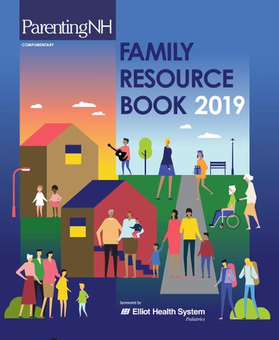 2019 ParentingNH Family Resource Book by McLean