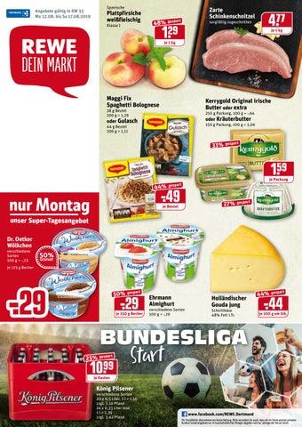 Rewe Dein Markt Kw 33 By Rewe Dortmund Issuu