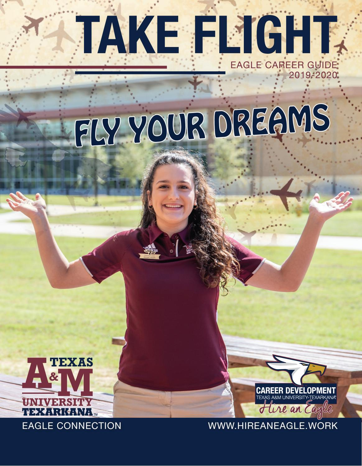 Career Fair Tamu Spring 2020.Take Flight Magazine Texas A M University Texarkana By