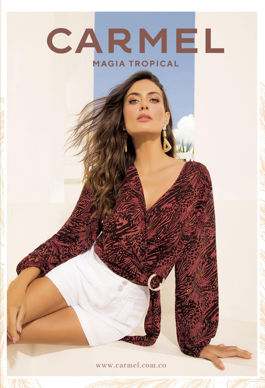 Campaña 13: Latina by Revista Carmel - Issuu