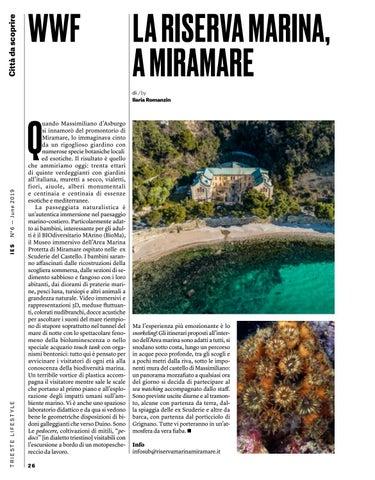 Page 28 of WWF - LA RISERVA MARINA, A MIRAMARE